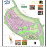 ASF City Karachi – Bilal Block Map