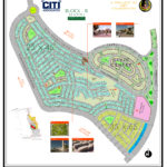 ASF City Karachi – Qarni Block Map