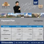 ASF City Karachi (Phase 2) | Payment Schedule and Location Map 2019
