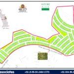 ASF City Karachi – Astore Block Map