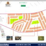 ASF City Karachi – Butterfly Block Map