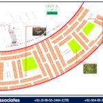 ASF City Karachi – Lilly A Block Map