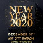 Celebrate New Year 2020 | ASF City Karachi
