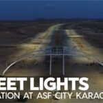 Street Lights Installation | ASF City Karachi