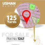 125 Yards Plot for Sale in Usman Block | ASF City Karachi