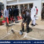 Earth Breaking of NICVD Center at ASF Head Quarter
